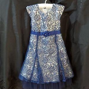 Jona Michelle girls dress Sz 6